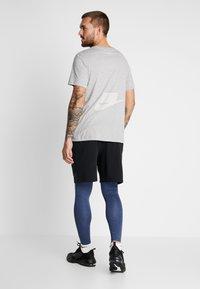 Nike Performance - PRO  - Tights - obsidian/ocean fog/black - 2