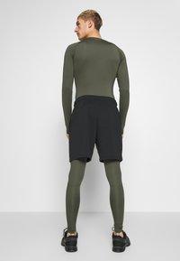 Nike Performance - PRO  - Medias - cargo khaki/black - 4