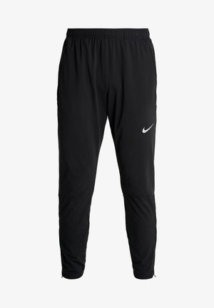THRMA PANT  - Tracksuit bottoms - black/reflective silv