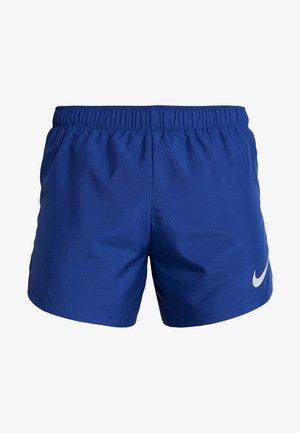 DRY SHORT FAST - Krótkie spodenki sportowe - blue void/silver