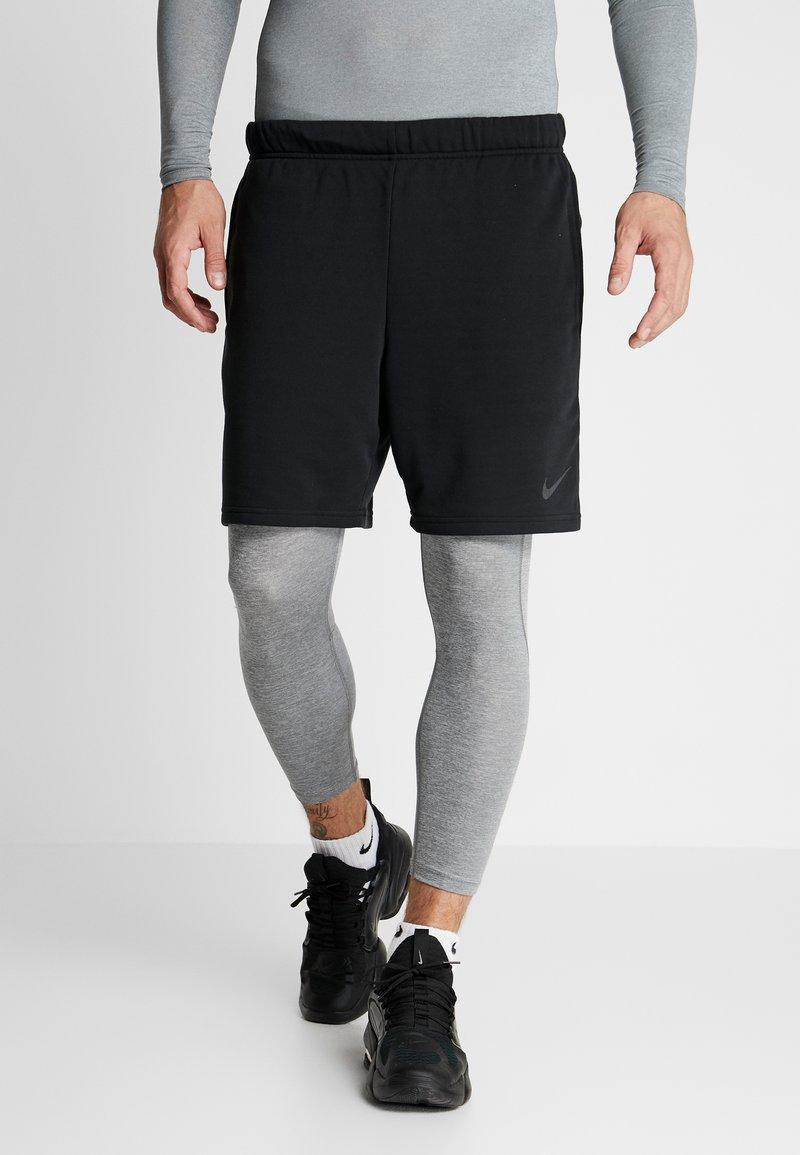 Nike Performance - PRO - Calzamaglia - smoke grey/light smoke grey/black
