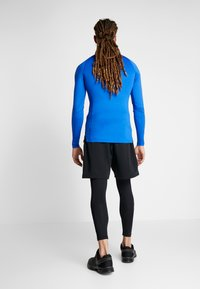 Nike Performance - PRO - Calzamaglia - black/white - 4