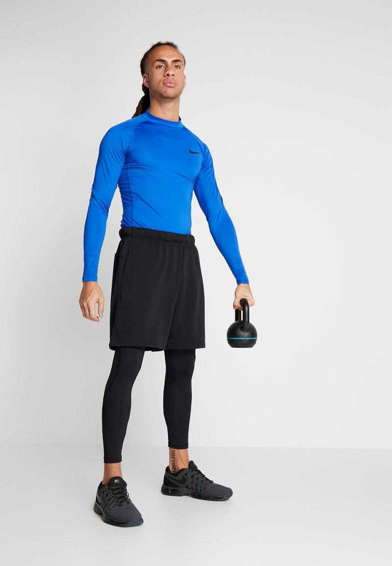 Nike Performance - PRO - Pitkät alushousut - black/white