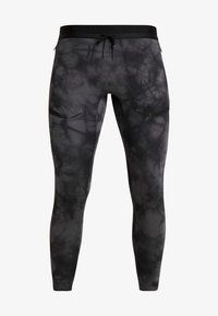 Nike Performance - Leggings - dark grey/black/reflect black - 3