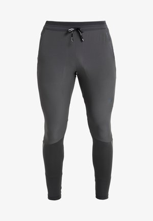 SWIFT PANT - Jogginghose - dark smoke grey/black