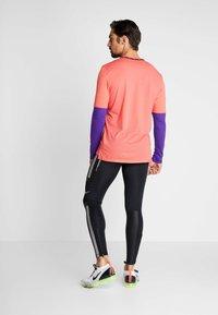 Nike Performance - POWER FLASH  - Punčochy - black/reflective silver - 2