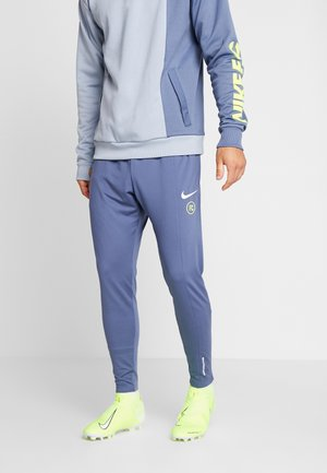 FC PANT  - Joggebukse - diffused blue/white