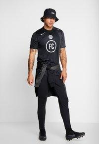 Nike Performance - FC PANT  - Verryttelyhousut - black/anthracite/white - 1