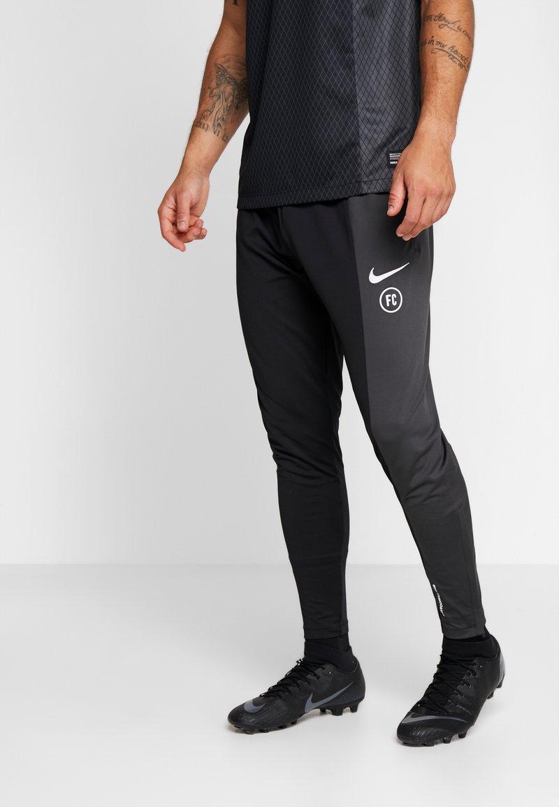 Nike Performance - FC PANT  - Verryttelyhousut - black/anthracite/white