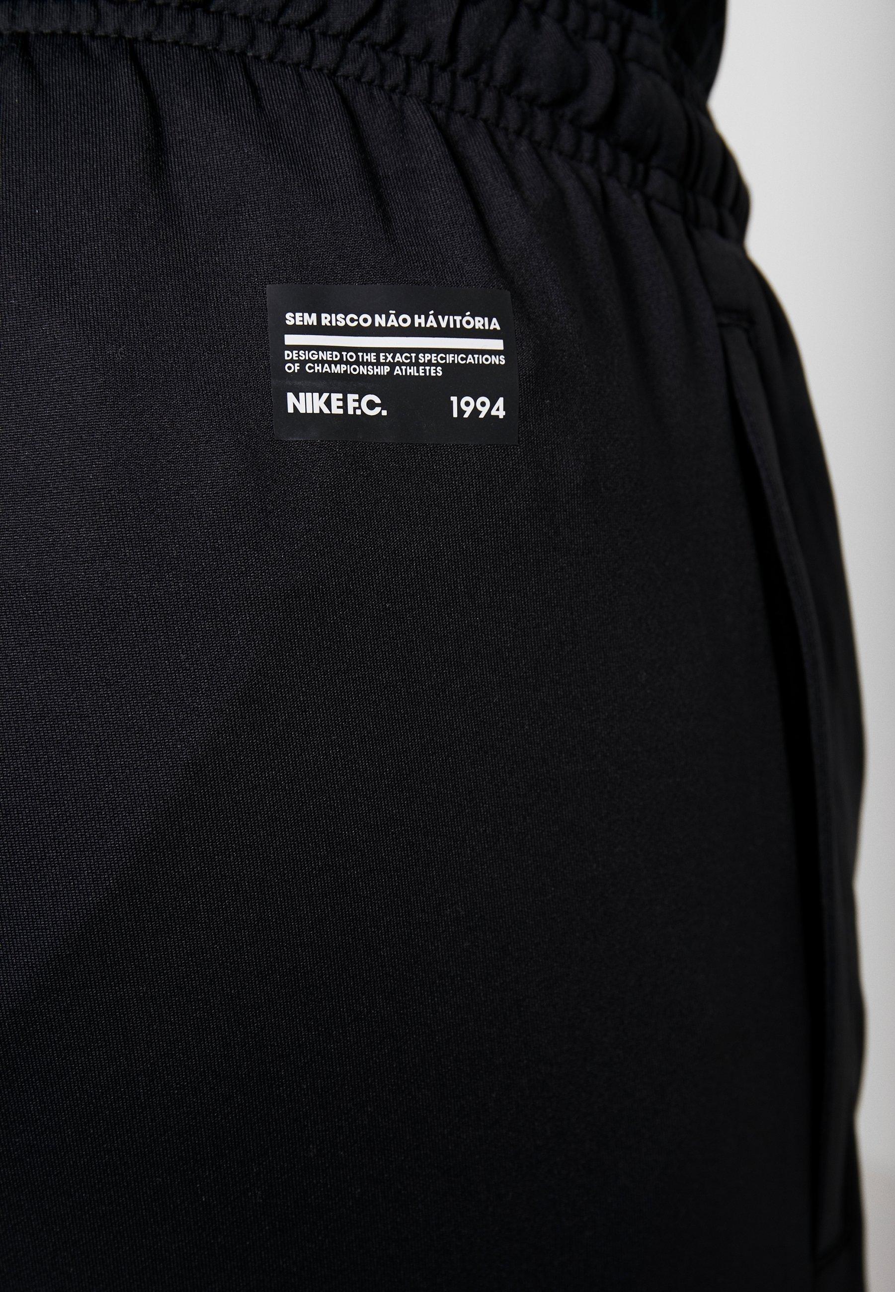 Nike Performance FC PANT - Pantaloni sportivi - black/anthracite/white