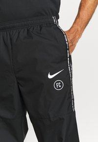 Nike Performance - FC PANT  - Trainingsbroek - black/black/white - 6