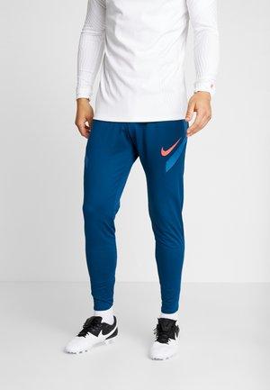 DRY PANT - Pantaloni sportivi - valerian blue/laser crimson