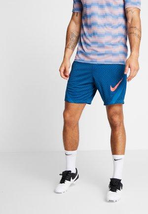 DRY SHORT - Pantalón corto de deporte - valerian blue/laser crimson