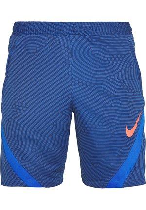 DRY STRIKE SHORT - Pantalón corto de deporte - midnight navy/soar/soar/laser crimson