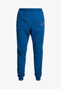 Nike Performance - DRY PANT - Pantaloni sportivi - valerian blue/laser crimson - 4