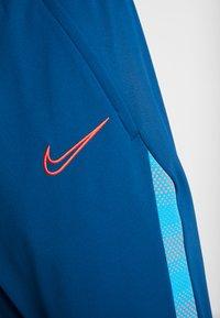 Nike Performance - DRY PANT - Pantaloni sportivi - valerian blue/laser crimson - 5