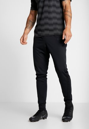 DRY PANT - Pantalon de survêtement - black/anthracite