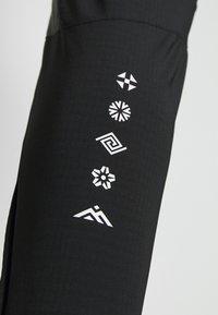Nike Performance - ELITE - Tracksuit bottoms - black/summit white - 3