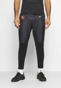 Nike Performance - ELITE - Tracksuit bottoms - black/summit white - 0