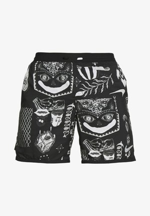 WILD RUN - Short de sport - black