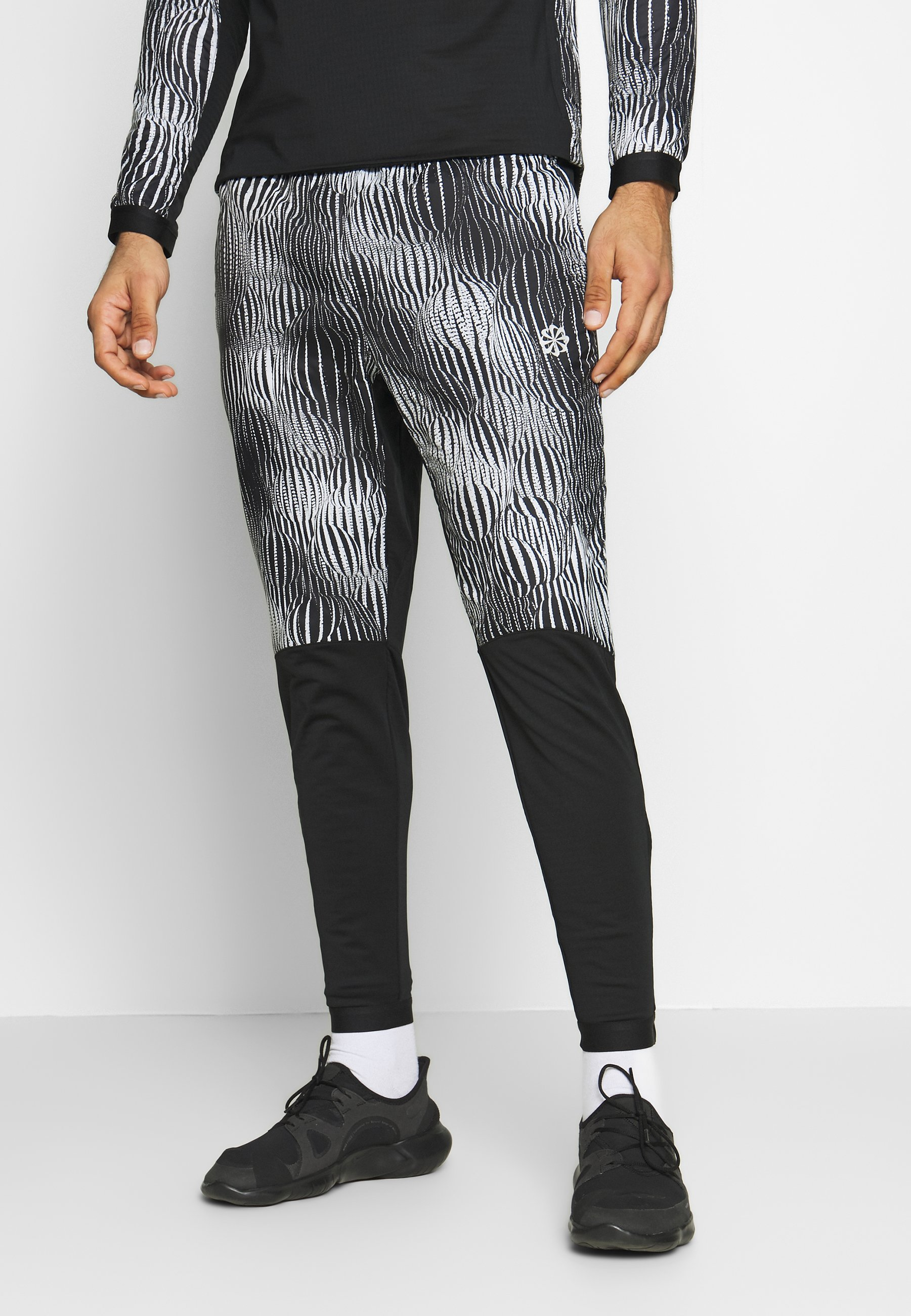 TRK WRM PR FF Pantalon de survêtement blacksilver