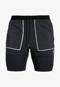 Nike Performance - M NK SHORT 7IN FUTURE FAST - Sports shorts - black/dark smoke grey/reflective silver - 6