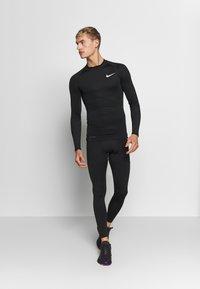 Nike Performance - TECH - Leggings - black - 1