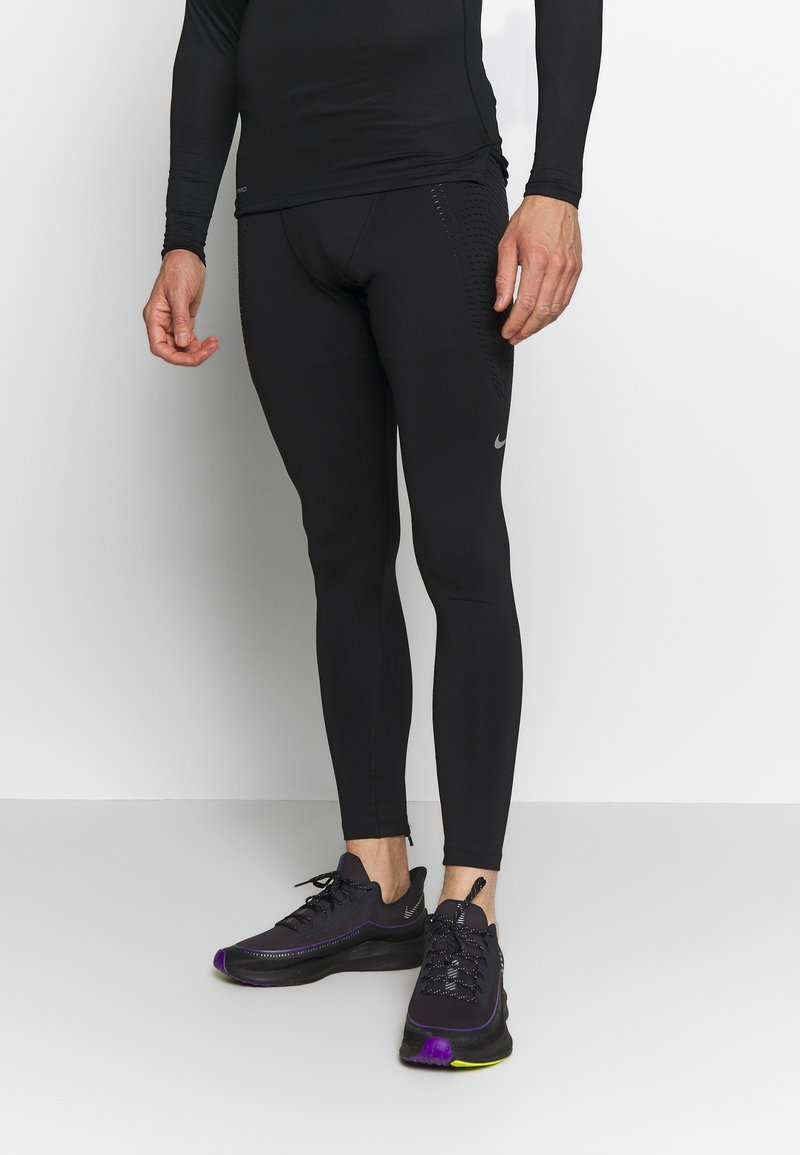 Nike Performance - TECH - Leggings - black