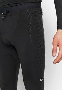 Nike Performance - TECH - Leggings - black - 3