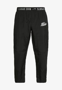 Nike Performance - PANT  - Verryttelyhousut - black/smoke grey/white - 3