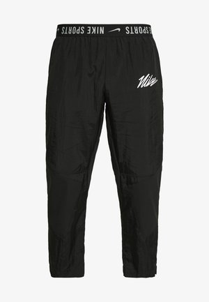 PANT  - Spodnie treningowe - black/smoke grey/white