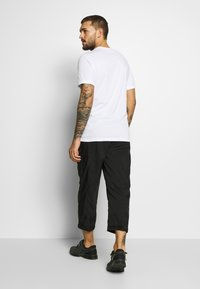 Nike Performance - PANT  - Verryttelyhousut - black/smoke grey/white - 2