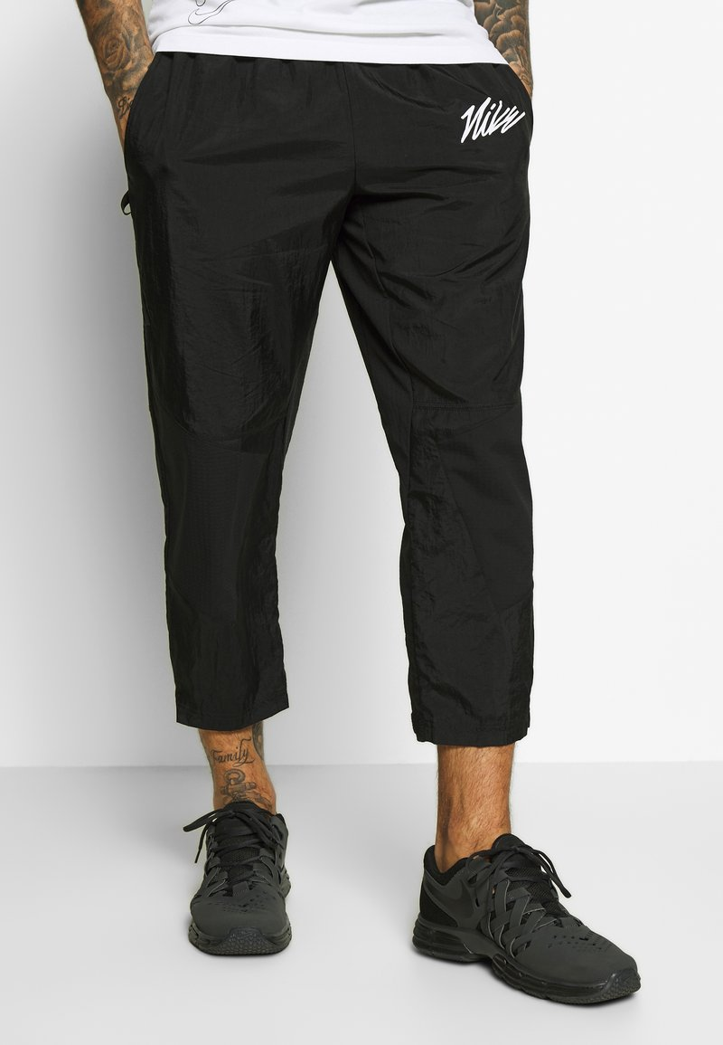 Nike Performance - PANT  - Verryttelyhousut - black/smoke grey/white
