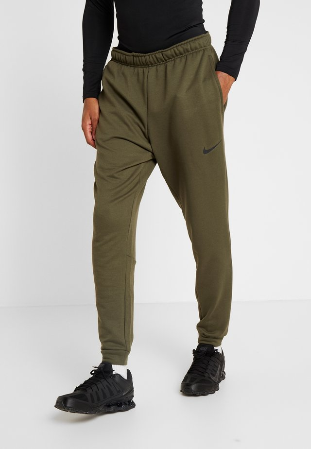 Pantalon de survêtement - cargo khaki/black