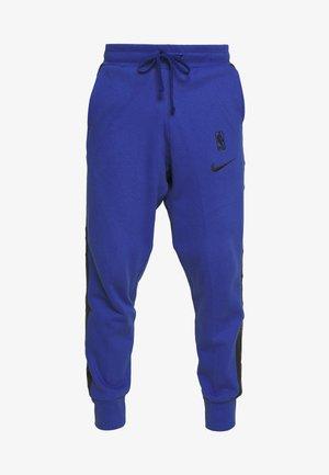 NBA GOLDEN STATE WARRIORS COURTSIDE PANT - Træningsbukser - rush blue/black