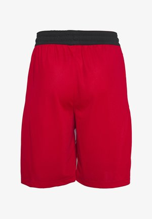 NIKE DRI-FIT HERREN-BASKETBALLSHORTS - Korte sportsbukser - university red/white