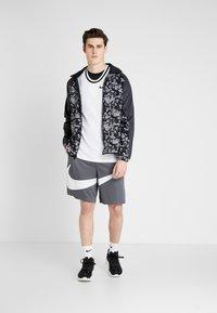 Nike Performance - DRY SHORT - Sports shorts - iron grey/white - 1