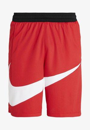 DRY SHORT - Pantaloncini sportivi - university red/white