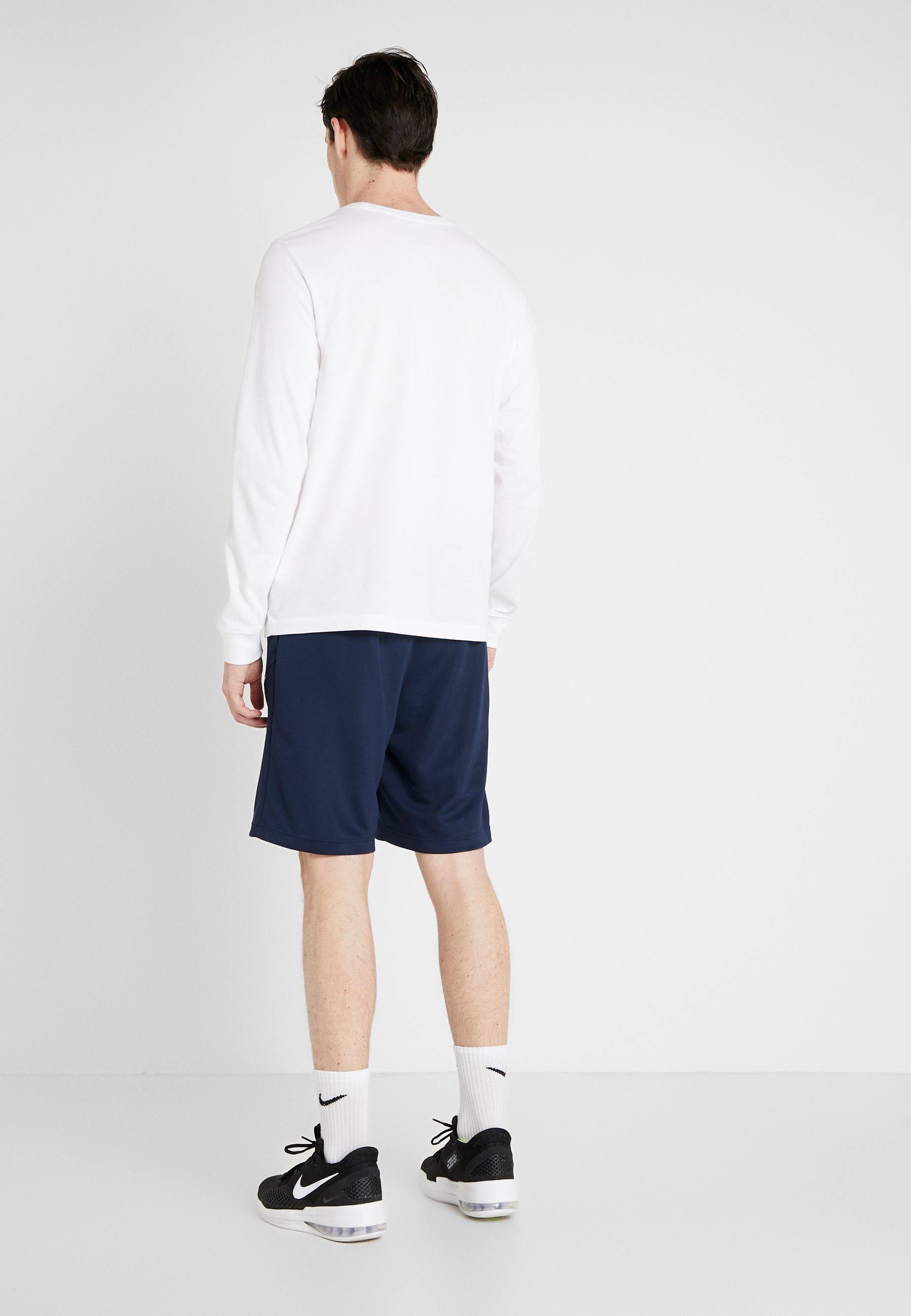 Nike Performance Dry Short - De Sport Obsidian/white