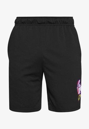 DRY SHORT - Pantaloncini sportivi - black