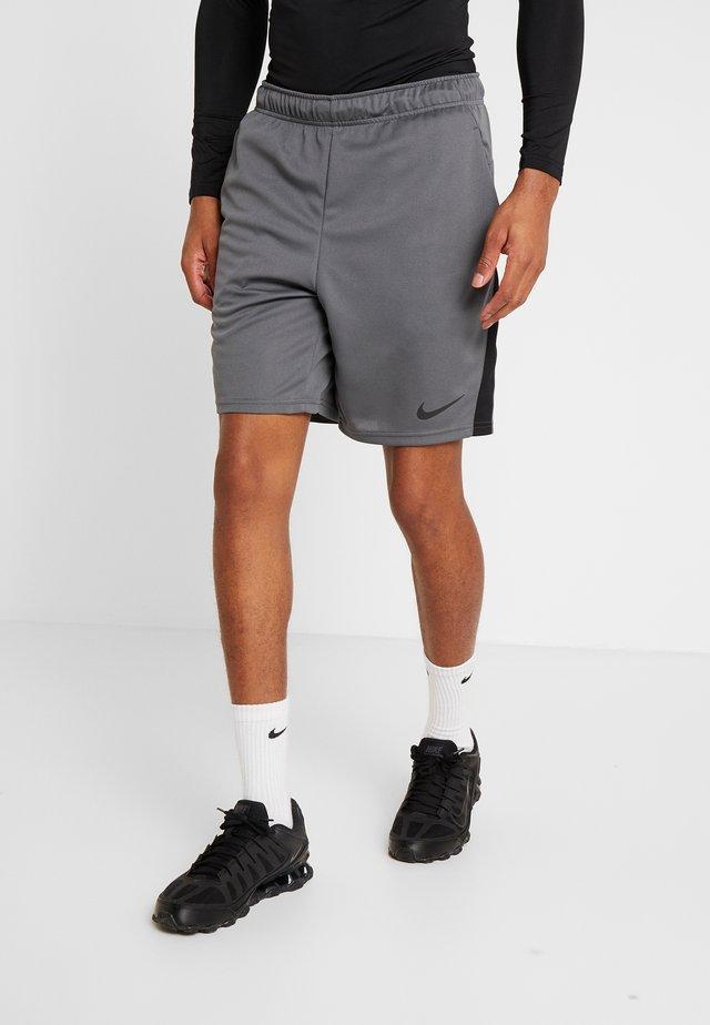DRY SHORT - Sports shorts - iron grey/black