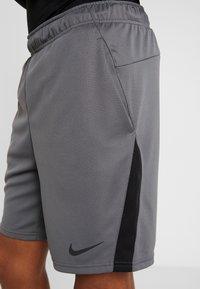 Nike Performance - DRY SHORT - kurze Sporthose - iron grey/black - 4