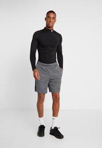 Nike Performance - DRY SHORT - kurze Sporthose - iron grey/black - 1