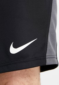 Nike Performance - DRY - Sports shorts - black/iron grey/white - 5