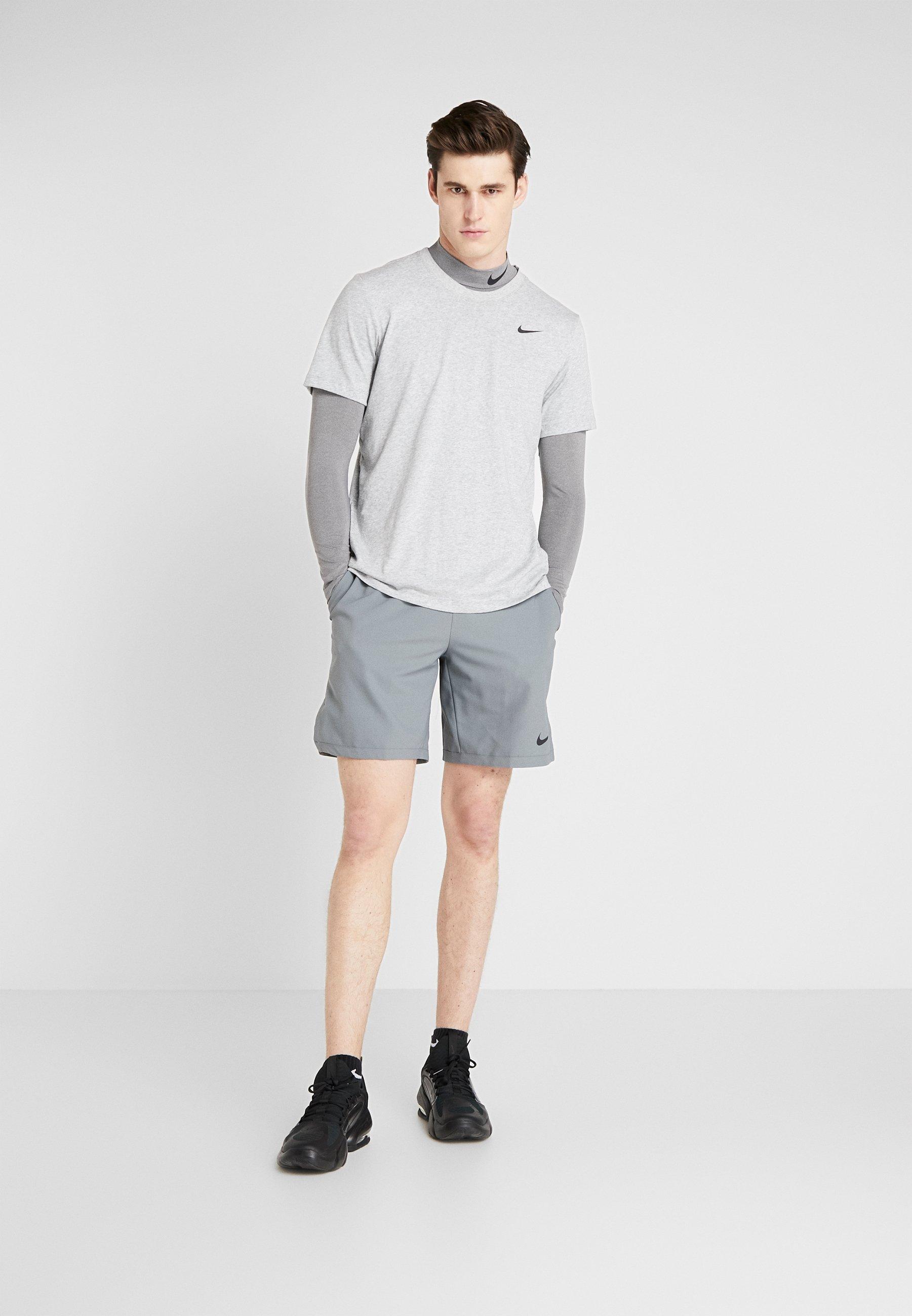 Nike Performance Vent Max 3.0 - Träningsshorts Smoke Grey/black