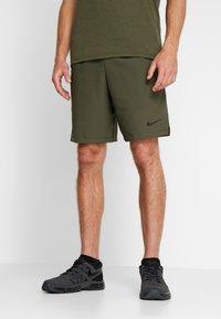 Nike Performance - VENT MAX 3.0 - Pantalón corto de deporte - cargo khaki/black - 0