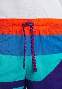 Nike Performance - FLIGHT SHORT - kurze Sporthose - regency purple/teal/mountain blue - 3