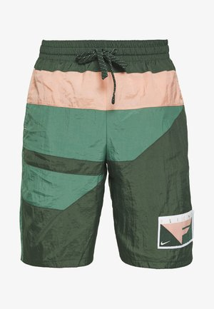 FLIGHT SHORT - Träningsshorts - galactic jade/evergreen aura/pink quartz