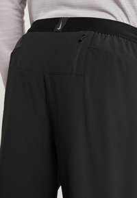 Nike Performance - ELITE PANT - Verryttelyhousut - black/silver - 4