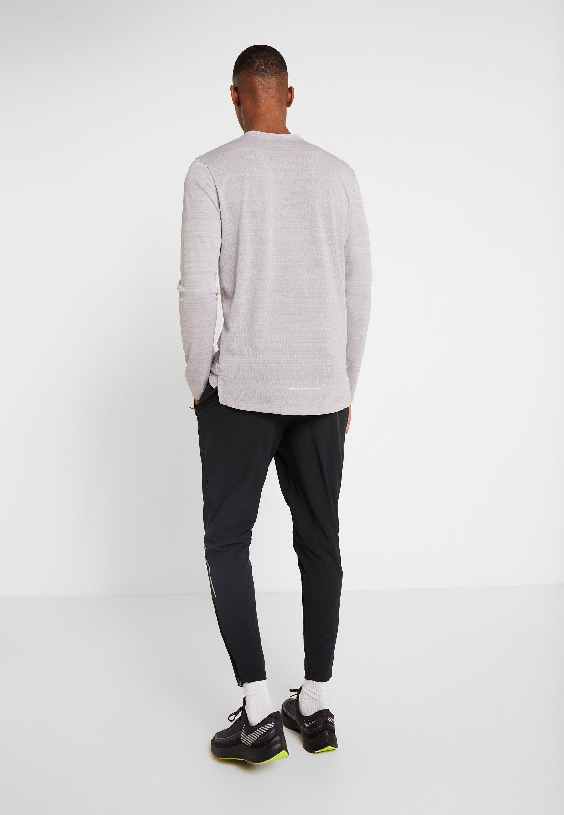Nike Performance Elite Pant - Pantalon De Survêtement Black/silver